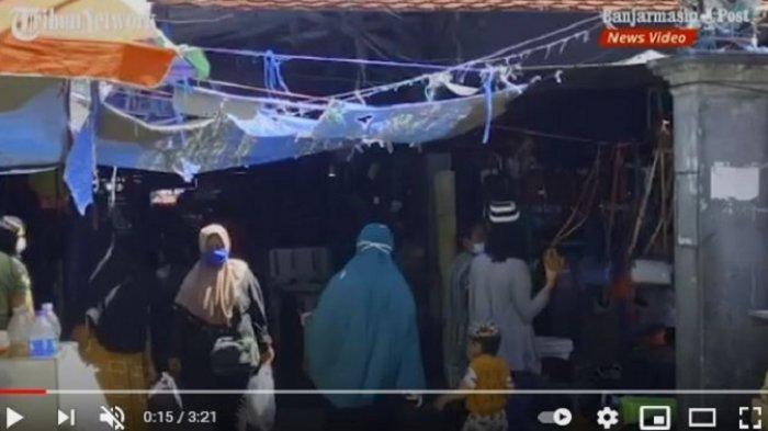 VIDEO  Sertifikat Tak Ada, 15 Pasar Tradisional di Kalsel Tertunda Dibangun