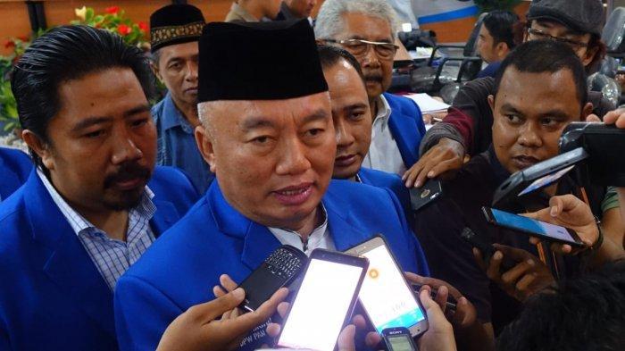 H Muhidin Minta DPP PAN Segera Gabung Pemerintah