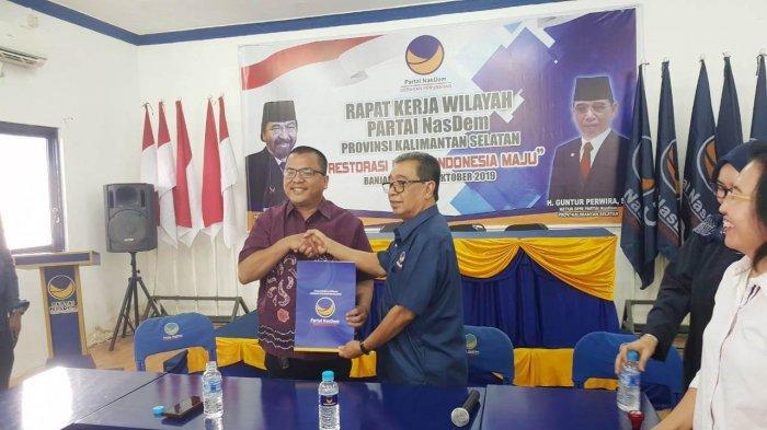 Pilgub Kalsel 2020: Denny Indrayana Mengaku Belum Putuskan Nama Bakal Calon Wakil Gubernur
