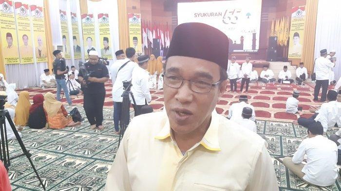 Pilkada Banjar 2020: Mencalonkan Diri, H Rusli Tunggu Restu Partai Golkar