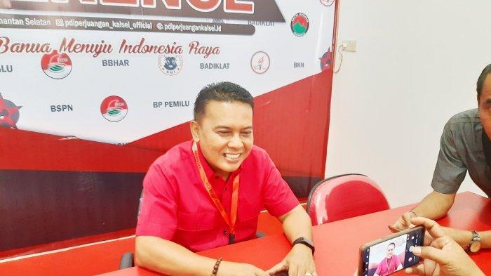 Pilkada Banjarmasin 2020: DPC PDIP Banjarmasin Belum Dapatkan Rekomendasi Nama Balon Kepala Daerah