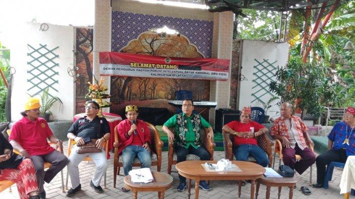 Pilgub Kalsel 2020: Denny Indrayana Makin Aktif Silaturahmi ke Ulama dan Tokoh Masyarakat