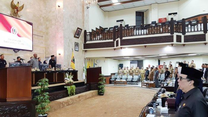 Rapat Paripurna DPRD Kalsel Tak Dihadiri Gubernur, Wakil Gubernur, Sekda Maupun Asisten