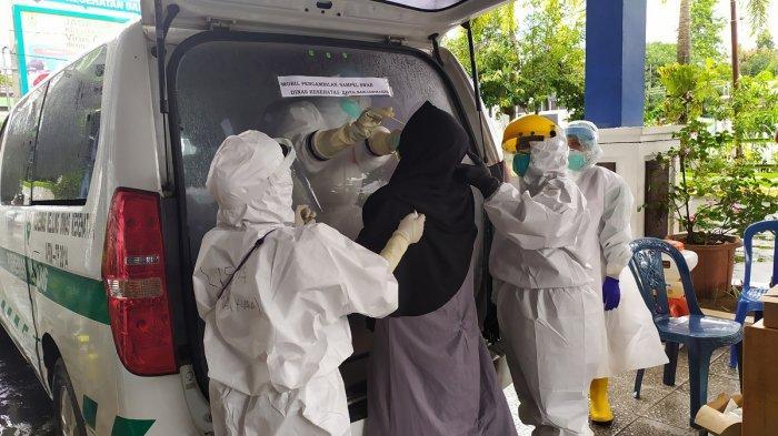 400 Ribu Lebih Warga Banjarmasin Jadi Sasaran Vaksin Covid-19, Pemerintah Prioritaskan Golongan Ini