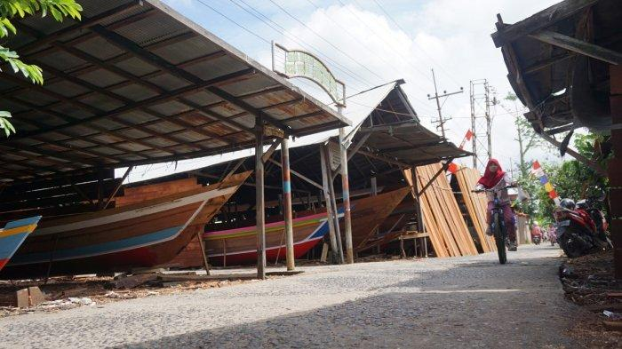 La isla de Sewangi en Kalimantan del sur