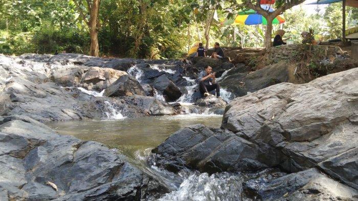 Wisata Sungai Kembang Aranio Banjar Tempat Singgah Para Pendaki Puncak Arta