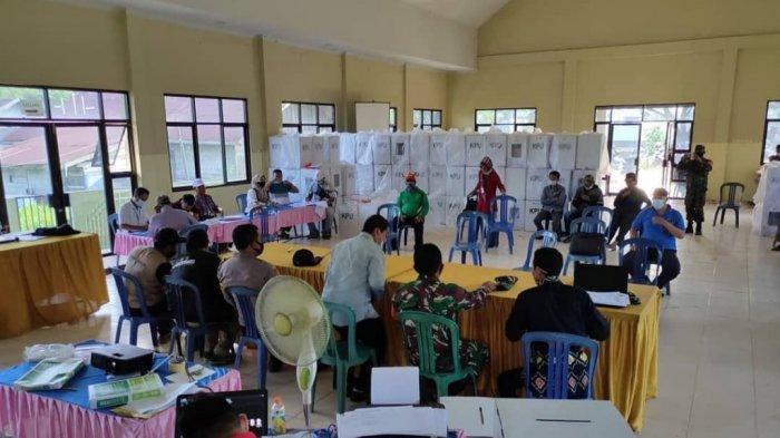 Pilkada Kalsel 2020, Camat Gambut Sebut Sidang Pleno Rekapitulasi Suara Berjalan Lancar
