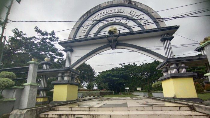 Travel - Ruang Terbuka Hijau (RTH) Rantau, LokasiFavorit Masyarakat Tapin Kalsel