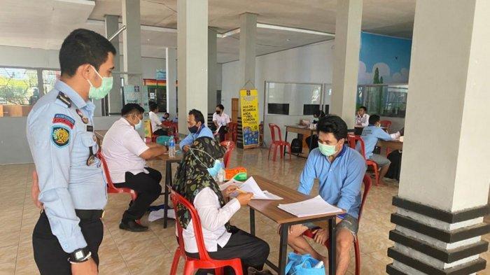 Warga Binaan Lapas Karang Intan Banjar Akan Ikuti Program Rehabilitasi