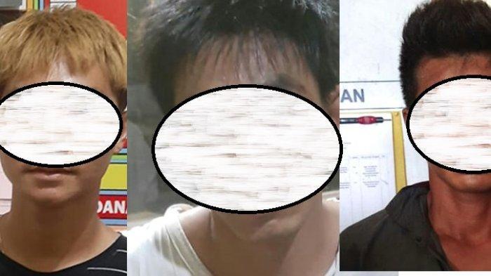 Pencurian di Kotabaru, Polsek Kelumpang Hulu Ringkus Tiga Tersangka Pencuri Sapi Asal Tanbu