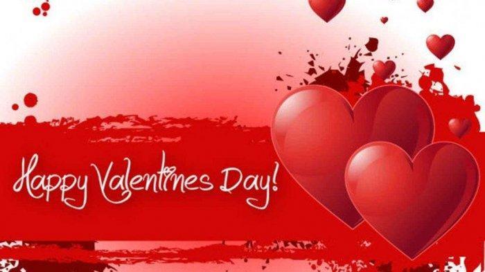 33 Ucapan Romantis Selamat Hari Valentine 2021 dalam Bahasa Inggris, Happy Valentine Day 2021