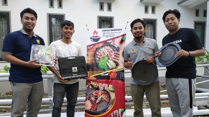 Empat Pemuda Kota Barabai Bikin Usaha Kreatif Saat Pandemi, Idenya Muncul Setelah Tonton Drakor