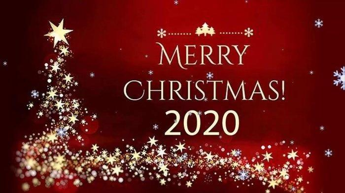 60 Kumpulan Ucapan Selamat Natal & Tahun Baru 2021, Cocok Jadi Status Whatsapp atau InstaStory
