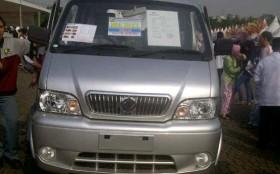 Mini Truck SMKN 4 Jakarta Balap Mobil Esemka