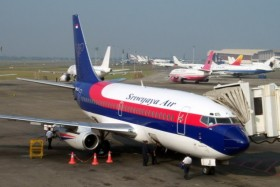 Penerbangan Pesawat Maskapai Sriwijaya Air Rute Surabaya Sempat Terganggu, Penumpang Sempat Panik