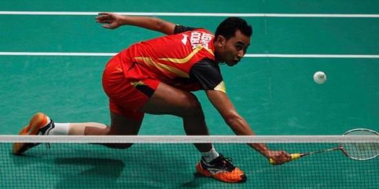 Hasil Indonesia Open 2019, Tommy Sugiarto Dikalahkan Chen Long, Cek Youtube Djarum Badminton