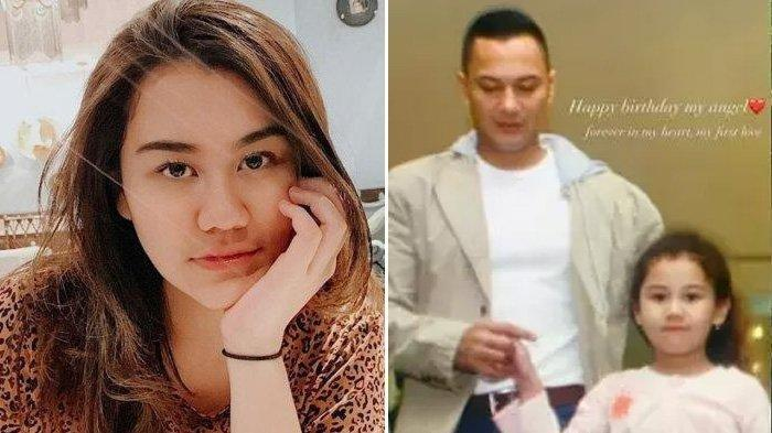 Kenang Sosok Adjie Massaid, Aaliyah Anak Reza Artamevia Unggah Foto Lawas Sang Ayah
