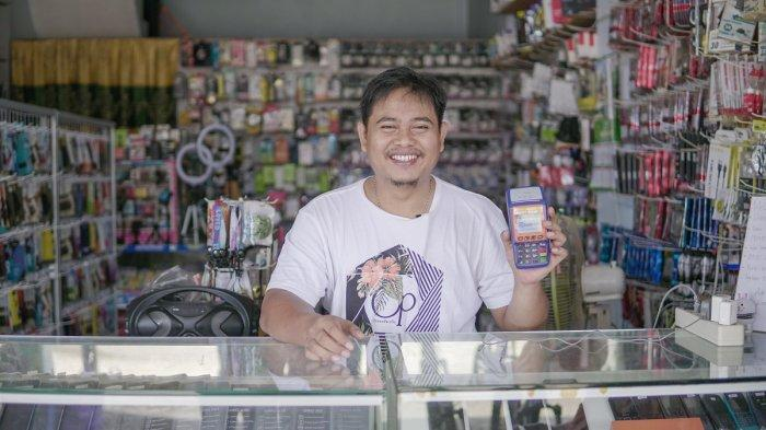 Abdul Hadi  Agen BRILink di BRI Kanca Tanjung Tabalong