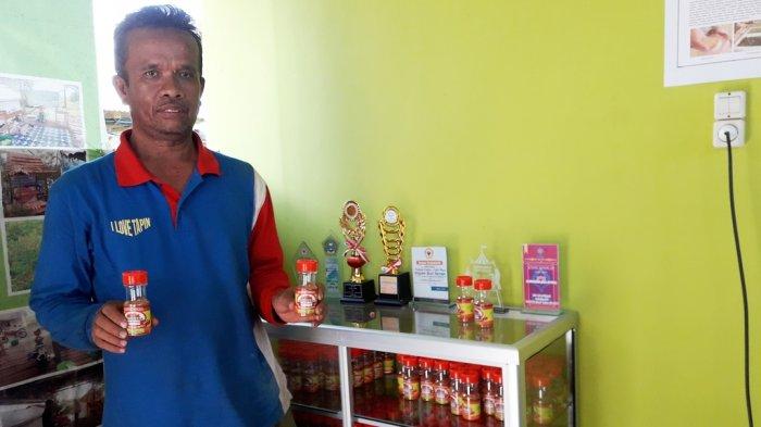 Mantap, Nama Kabupaten Tapin Semakin Diperhitungkan Lewat Produk Abon Cabai Hiyung