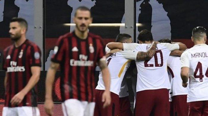 AC Milan vs AS Roma Duel di Bursa Transfer Liga Italia, Bek Sayap Villarreal Diburu