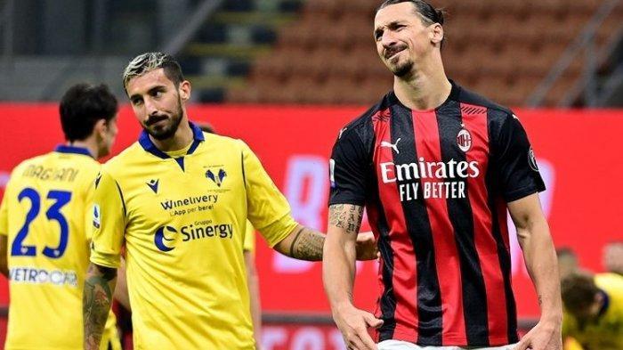 Top Skor Liga Italia Ibrahimovic Absen di Laga AC Milan vs Fiorentina,  Rossoneri Tak Masalah - Banjarmasin Post