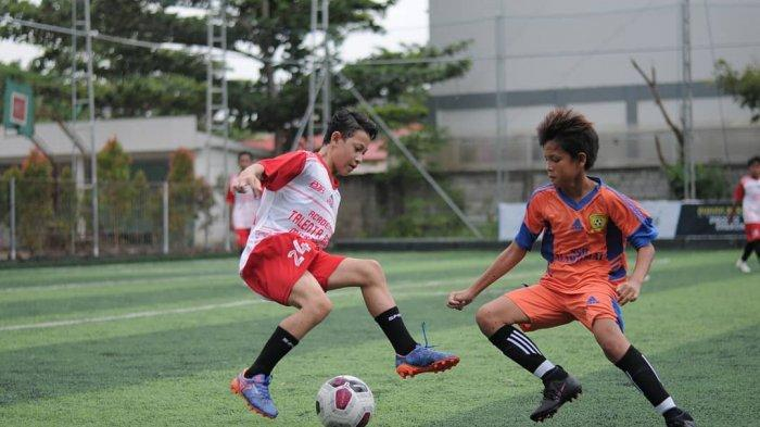 Pesta Gol di Final Banua Junior Match KU-14, SSB Alam Hijau Taklukkan Academy Talenta Banua