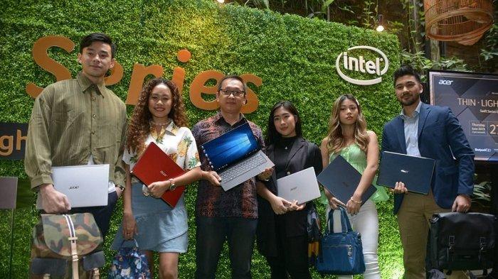 Laptop Tertipis dan Teringan, Begini Penampakan Swift 7 yang Dilounching Acer Indonesia