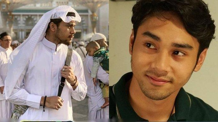 Potret aktor Achmad Megantara