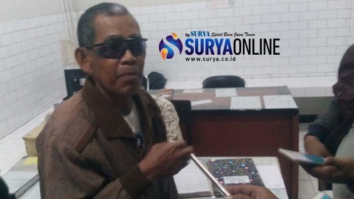 Tangis Harijanto Temukan Anaknya yang Tak Pulang Jadi Korban Tragedi Kereta Surabaya Membara