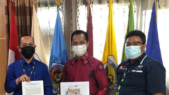 Gandeng Poliban, ACT Kalsel Perluas Kolaborasi Aksi Kemanusiaan