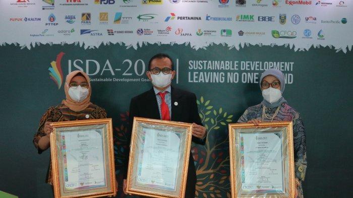 Peduli Lingkungan & Kesehatan, Adaro Raih Penghargaan Platinum ISDA 2021