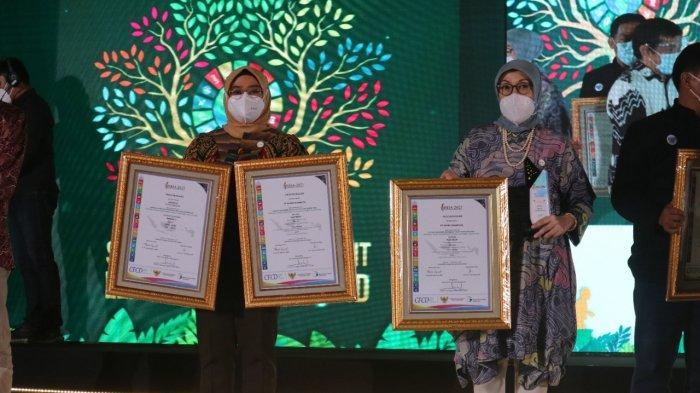 Adaro Raih Penghargaan Platinum ISDA 2021