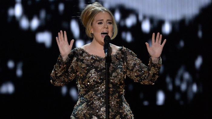 Ini Cara Penyanyi Adele Asal Inggris Bisa Menurukan Berat Badan Hingga  20 Kilogram