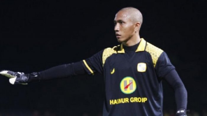 Belum Kebobolan dalam 4 Laga di Liga 1 2019, Kiper Barito Putera Adit Sebut Bonus dari Tuhan