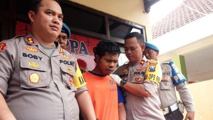 Ditangkap karena Rudakpaksa Pacar Adik, Pria di Jombang Ini Mengaku Telah Memerkosa 9 Perempuan