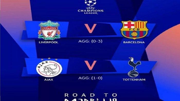 LIVE Hasil Drawing Liga Champions TV Online UEFA TV ...