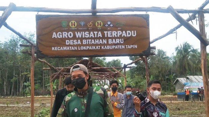 Kunjungi Agrowisata di Desa Bitahan Baru, Bupati Tapin Ajak Masyarakat Melakukan ini