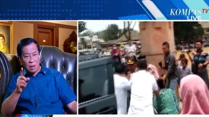 Keheranan Agum Gumelar Pasca Penusukan Menkopolhukam Wiranto, Singgung Soal Operasi & Rekayasa