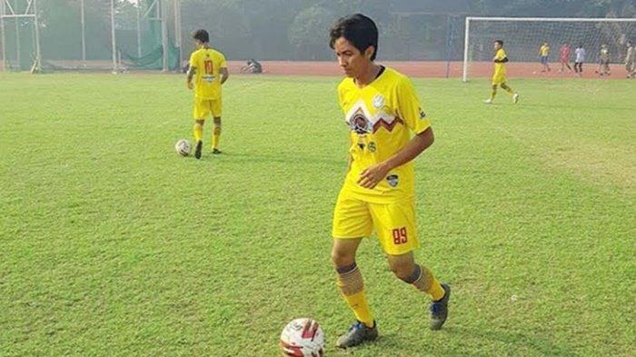 Gelandang Martapura FC Bowo Fokus Latihan Saja
