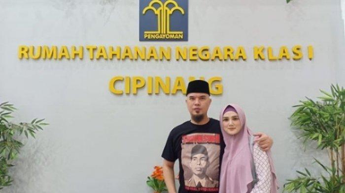 Kecurigaan Mulan Jameela pada Ahmad Dhani Saat di Penjara Terungkap, Ini Kisah Ayah Al El Dul
