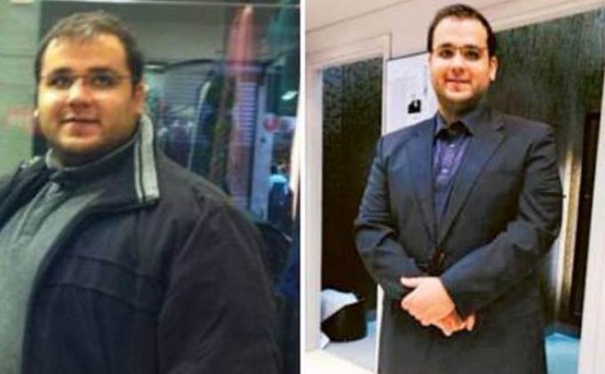 Ahmad Ebrahim Al Shiekh (27), arsitek asal Suriah ini berhasil menurunkan bobot tubuhnya dari 147 kilogram menjadi hanya 120 kilogram, Keberhasilannya ini memuat Ebrahim menjadi juara kampanye menurunkan berat badan yang digelar pemerintah Dubai.