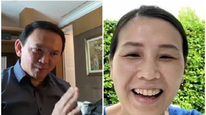 Respons Nicholas Saat Ahok BTP Ungkap 'Aib' Masa Lalu Veronica Tan, Jawab Netizen Begini
