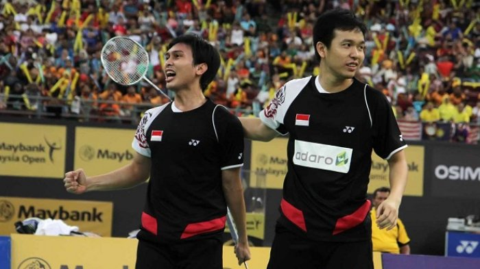 Hasil Final Singapura Open 2019, Ahsan/Hendra Gagal Juara, Anthony Ginting vs Kento Momota?