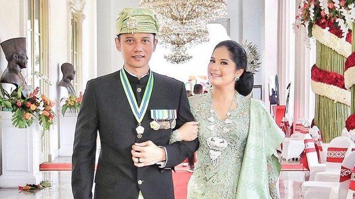 Curhat Pilu Annisa Pohan Rayakan Ultah Tanpa Istri SBY, Ani Yudhoyono, AHY Singgung Soal Kesetiaan