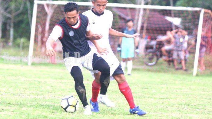 Aimar Ohorella Jalani Debut Bersama Martapura FC, Nyetel di Sayap