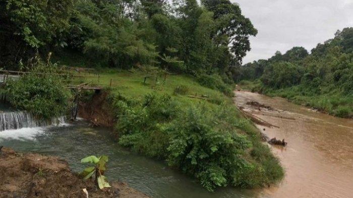 Uniknya Wisata Kalsel Gua Limbuhang HST, Tetap Jernih Saat Sungai Benawa Keruh, Begini Penampakannya