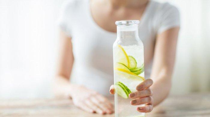 Minum Air Jeruk Nipis Tak Bisa Mengecilkan Perut Tanpa Dibarengi ini