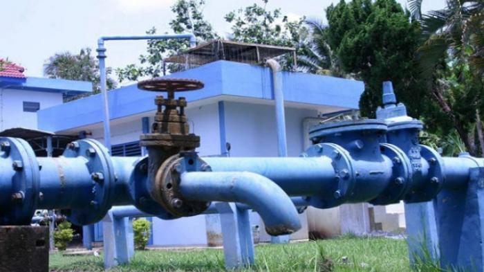 Kepada PDAM HST, Air Leding Mengalir Kurang Deras di Daerah Mandingin, Barabai