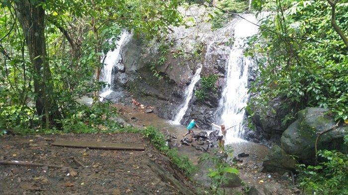 Wisata Air Terjun Bajuin Pelaihari Kabupaten Tanahlaut