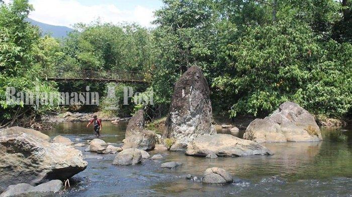 Ada Tradisi Selamatan Hutan Setahun Sekali di Desa Paau Aranio, Antisipasi Ancaman Serangan Binatang